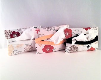 Tissue Case for Purse or Pocket