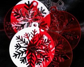 3 x 12 Christmas balls