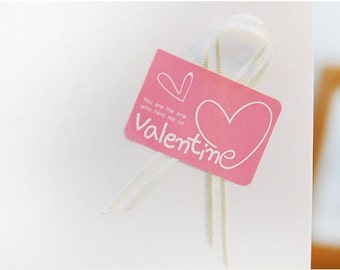2 Color Sweet Valentine Gift Label Sticker/Bakery Cookie Bag/Candy Chocolate Box/Craft Packing Decoration Set 50/pcs