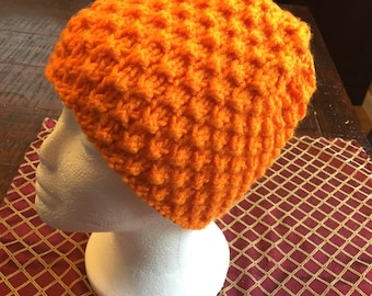 2 pumpkin winter hat 2