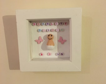 New Baby Personalised Keepske picture
