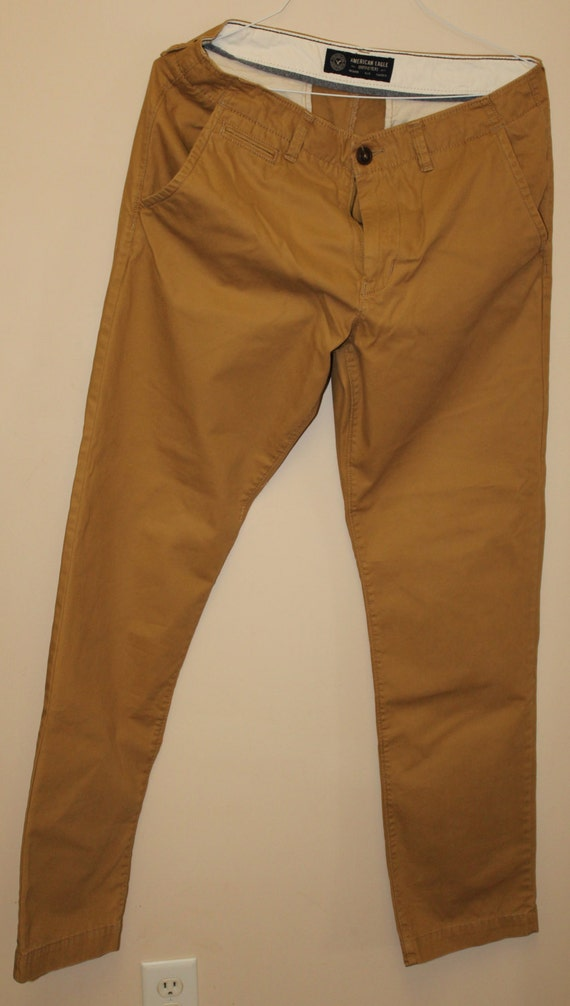 34 X 36 Khaki Pants - Fat Pants