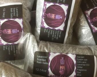 Lavender Lust Bath Salts