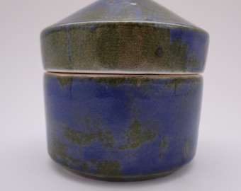 Lidded Vessels