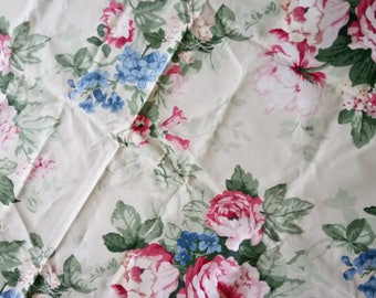 Vintage 1982 Fabric GP And J Baker Fabric