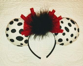 101 Dalmation Mickey Ears