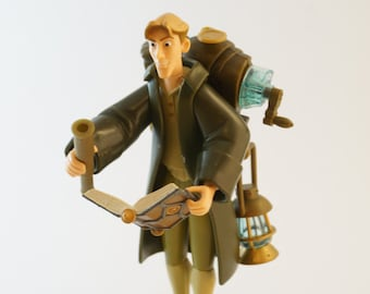 Milo Thatch Action Figure by Atlantis-Disney/Figurine Milo Thatch Atlantis