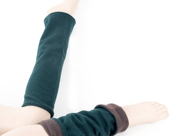 Leg warmers - gloves 1