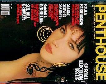Vintage Penthouse Magazine November 1988 - Excellent Condition