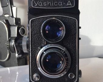 Yashica A 6x6 film camera 120