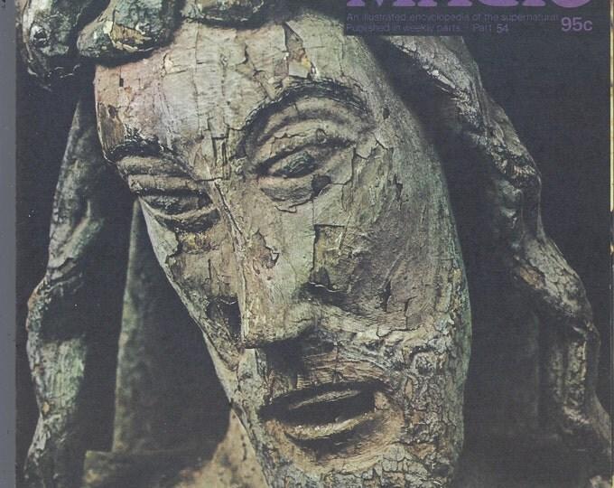 Man, Myth and Magic Part 54 Magazine by Richard Cavendish 1970