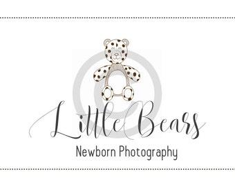 Premade Logo - Bear Theme