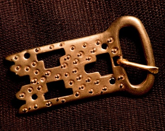 Early Saxon Belt Buckle - RB03