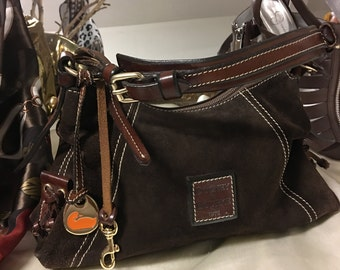 Brown Dooney Bourke