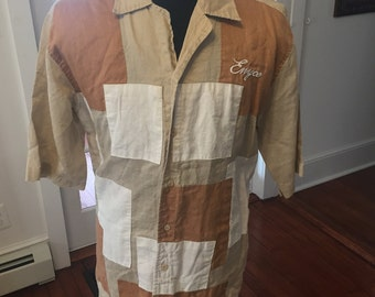 Vintage Enyce Short Sleeve button down shirt