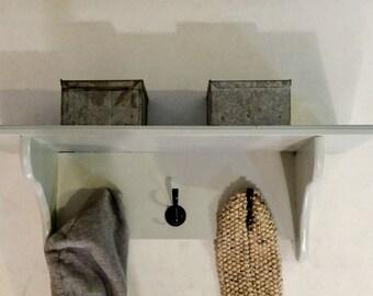 Smoke Infusion Wall Shelf
