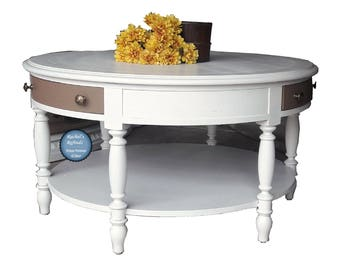 "42"" Round Coffee Table"