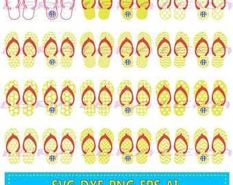 60 % OFF, Flip Flop svg, Flip Flop Monogram svg, svg dxf ai eps png, Summer Flip Flops SVG Cut Files, Flip Flops SVG, Flip flop svg files
