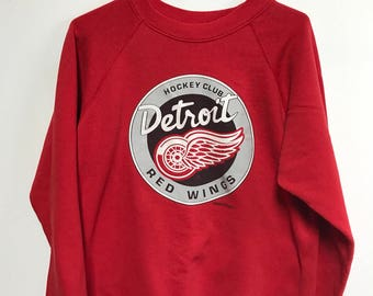 Detroit Red Wings sweatshirt NHL
