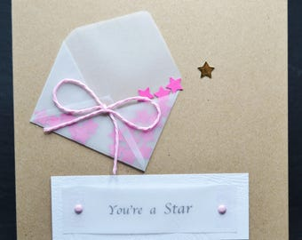 You're A Star (Brown Card)