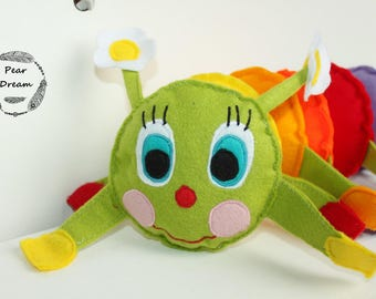Handmade Caterpillar