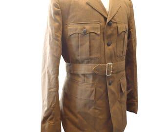Royal Irish Regiment NO.2 Dress Man's Uniform - Tunic + Trousers - British Army Military - E234