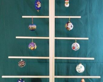"48"" Wood Ornament Display Tree"