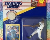 1991 Kenner Starting Lineup Figure Ken Griffey Jr. Special Edition Collector Coin