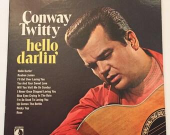 Conway Twitty Vinyl Record