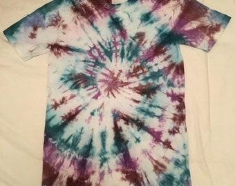Tie dye tshirt small