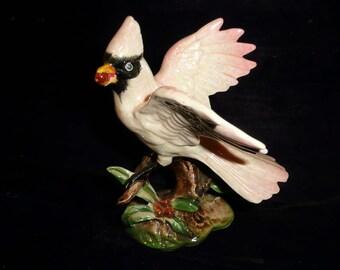 Porcelain Bird Figurine