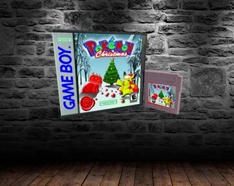 Pokemon Christmas - A New Holiday Tradition Begins with your Pokemon - GBC - Pokemon Gold