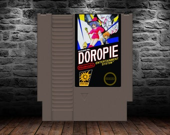 Magical Doropie - Krion Conquest - English Translation - Action Platforming at its Finest and Hardest - NES