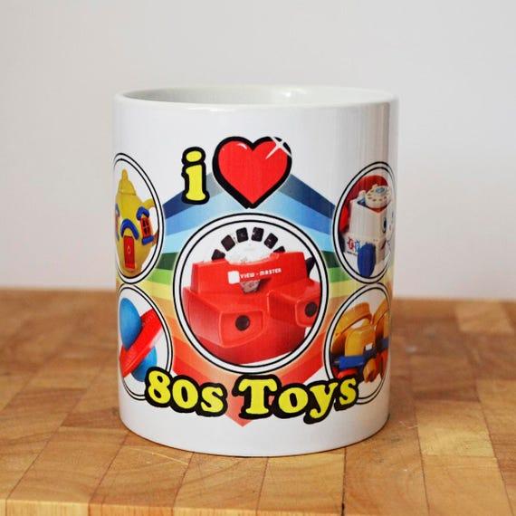 80s Toys Mug