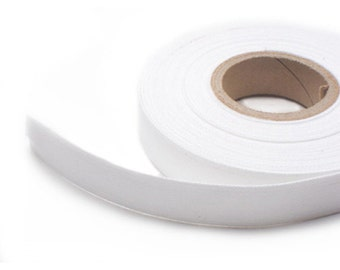 "Bone Casing 1/2"" White - 10 Yards For 1/4"" Boning"
