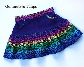 Size 5 Flip Skirt