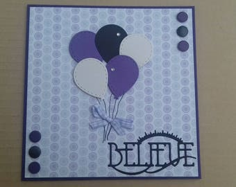 Encouragement card * Inspirational card * Motivational card * Believe