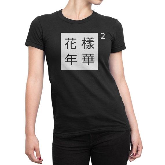 BTS K-Pop fandom Shirt/Tee for women