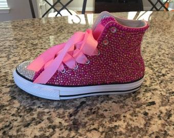 40b825772a7f7a ... germany girls custom pink converse 66161 ea2c3