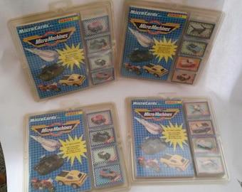 Micro Cards Kit - Micro Machines
