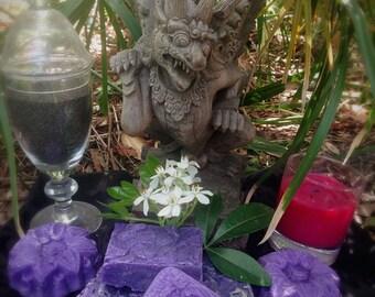 Balinese Bliss vegan soap Palm oil free