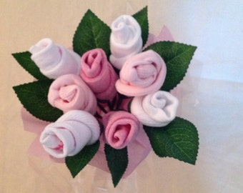 Girls - Socks and mittens bouquet