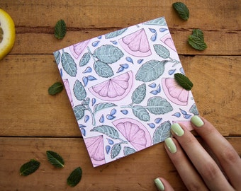 Sangria Pattern - Cards