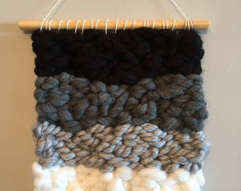 Chunky weave