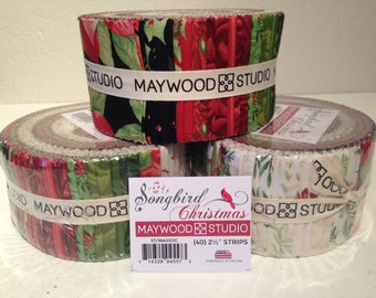 Christmas Jelly Roll by Maywood Studios