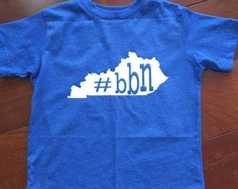 Univeristy of Kentucky BBN State Shirt
