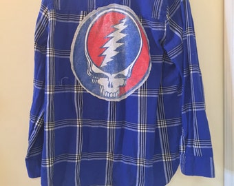 Grateful Dead Button Down Shirt