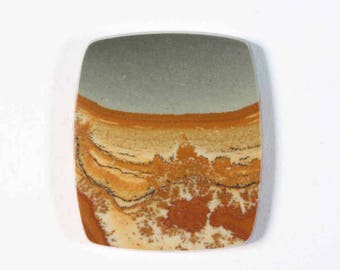 Original Owyhee Jasper,               Malhuer County, Oregon