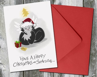 Happy Christmas or Something – Christmas Card
