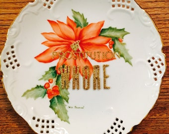 Real Housewives quote plate